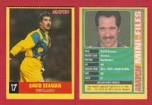 England David Seaman Arsenal 17